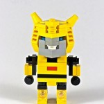 lego transformers characters bumblebee