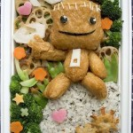 new sackboy bento lunchbox