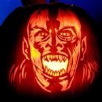 nosferatu pumpkin carving