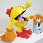 awesome pacman paper models