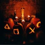 playstation controller buttons pumpkin carving