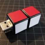 rubik's cube flash drive