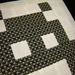 space invaders pillow design