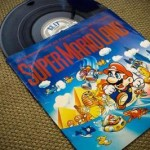 super mario brothers music records