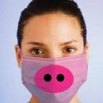 swine flu surgical halloween masks