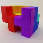 tetris game chair design 1