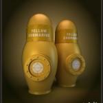 the beatles yellow submarine nesting dolls