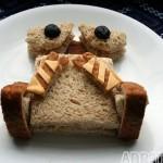 wall e sandwich