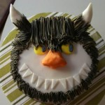 where the wild things are cake design