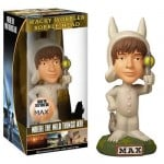 where the wild things are max bobble head