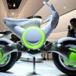 yamaha ec-f electric motorcycle