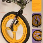 Anti-Theft Collapisible Bike Wheel2