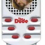 Big Lebowski Talking Dude Keychain