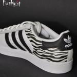 FunkKit Adidas Zebra