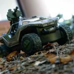 Halo R/C Warthog Side Profile
