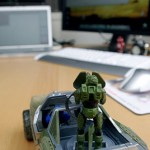 Halo R/C Warthog Turret