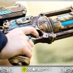 Nerf Steampunk Gun