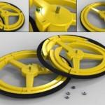 Optimized-Anti-Theft Collapsible Bike Wheel(1)