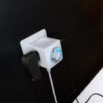 Rozetkus 3D Power Socket Plugged