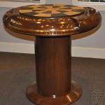 Steampunk Millenium Chess Table