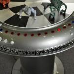 Steampunk Millenium Chess Table(2)