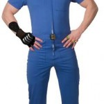 The Jesus Lebowski Blue Jumpsuit