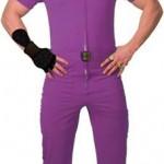 The Jesus Lebowski Purple Jumpsuit