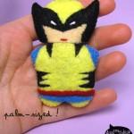 new wolverine usb flash drive art
