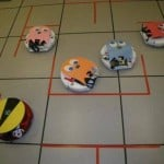 pacman game roomba vacuums