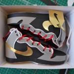 paper nike shoes design