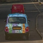 periodic Table of elements taxi 3