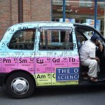 periodic Table of elements taxi 8