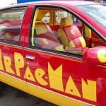 pimp pacman car