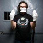 space invaders alien autopsy shirt