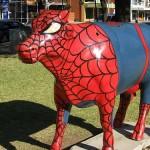 spiderman cow hirotohoashi