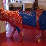 spiderman cow peiber