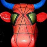 spiderman cow polymnia