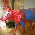 spiderman cow roxanna
