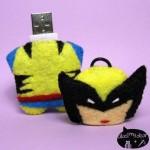 wolverine flash drive craft