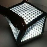 Alterable cube lamp 1