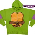 Donatello Costume Front