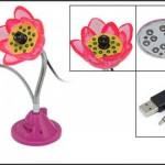 FLOWER WEBCAM
