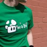 Get a life t Shirt 4