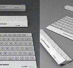 Keystick folding keyboard-2