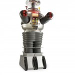 The Genuine Lost in Space B 9 Robot