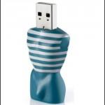 USB DRIVE Football  TEE