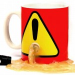 anti theft plug mug