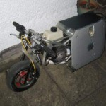 apple powermac g4 motorbike mod 2009