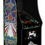 arcade galaga ornament