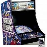 arcade game monitor